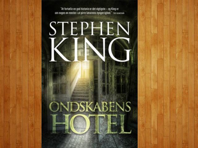 Ondskabens hotel af Stephen King