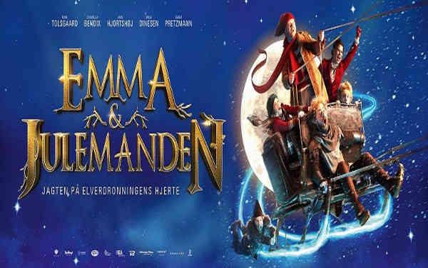 Emma og Julemanden anmeldelse