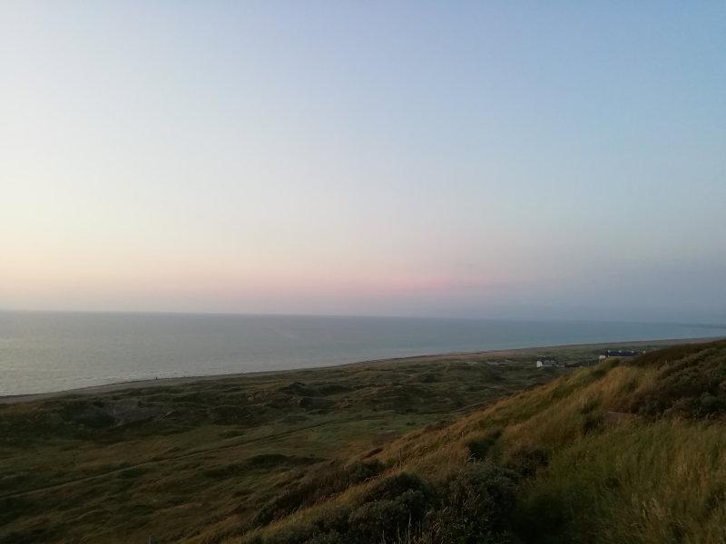 Telttur til Svinkløv strand