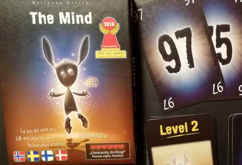 The Mind - et underholdende kortspil om samarbejde